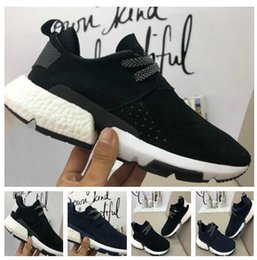 d999a23f3ea2 Discount popular shoes - popular 2018 New men women POD popcorn shock  absorber jogging shoes