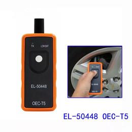 Wholesale El Usb - New Arrival EL-50448 OEC-T5 Auto Tire Pressure Monitor Sensor TPMS Activation Tool for GM vehicle EL-50448