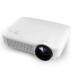 Wholesale lcd projector hdmi port - VS627 Multimedia LCD Projector 1280 x 800 Pixels 3000 Lumens Full HD 1080P Home Cinema Theater Projectors with HDMI VGA USB Port
