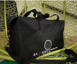 2018 Clássico de alta-grade Grande capacidade designer padrão saco de viagem Yogo sport bag caso praia caso de armazenamento de sapatos para a coleta de