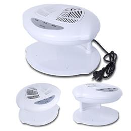 Ventiladores automáticos online-Belen Secador de Uñas de Ventilador de Inducción Automática Caliente Viento Fresco Sensores Auto UV Gel Esmalte de Uñas Secador de Ventilador Barniz DHL TNT Envío
