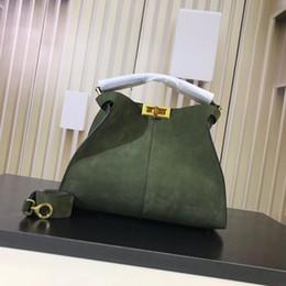 Mulher esfrega on-line-Bolsas de grife Esfregue as bolsas de grife de couro real bolsa das mulheres bolsa de luxo bolsa de moda bolsas de grande capacidade bolsa