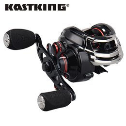 Wholesale Dual Casting - Kastking Royale Legend Right Or Left Baitcasting Reel 12bbs 7 .0 :1 Bait Casting Fishing Reel Magnetic And Centrifugal Dual Brake