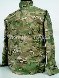 Camisa multi camo online-USMC US Camouflage Multi Camo Uniforme BDU Pantalones y Camisas Multi Camo