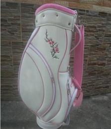 Canada Sac de golf pour femmes Golf Club Lady Complete Professional Ball Bags Sac de transport pour chariot à chariot bolsa Offre