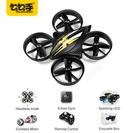 mini drone jouet Promotion GouGouShou CX-95 Mini Drone RC Drone Quadcopters Mode Sans Tête Un Retour Clé Hélicoptère VS JJRC H36 Enfants Meilleurs Jouets Pour Garçons