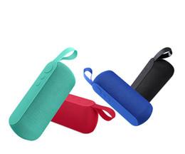Canada Nouveau Q106 Mini Sans Fil Bluetooth Haut-Parleur Portable Haut-Parleur Sans Fil Son 3D Stéréo Musique Surround Support Bluetooth TF AUX USB Offre