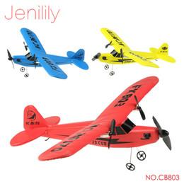 RC Plane Sea Gull RTF 2CH Hl803 EPP Material RC Avión Radio Control Modelo de avión para niño niño regalo de cumpleaños envío gratis desde fabricantes