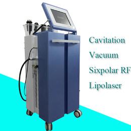 5in1 sous vide ultrasonique liposuccion cavitation amincissant RF radiofréquence vide cavitation peau serrage cellulite enlèvement lipo laser ? partir de fabricateur