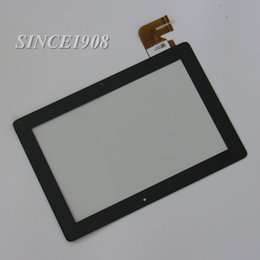 Wholesale Tablet Pc For Parts - For Asus Transformer Pad TF300 TF300T Tablet PC Touch Screen Digitizer Glass Parts Rev G01 G03 free tools