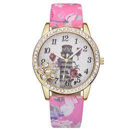 2019 relógios baratos baratos Hot Barato Vestido Mulheres Relógio De Luxo Clássico Relógios PU Pulseira De Couro Marca de Moda Simples de Quartzo Relógios De Pulso Presentes Relógio Montre Femme relógios baratos baratos barato