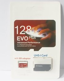 Wholesale most cards - Top selling most popular memory card 128GB 64GB 32GB EVO PRO PLUS Transfer speeds up to 80   s