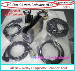 Wholesale Mb Star C3 Xentry - RS485 for star diagnosis c3!2017 MB Star C3 Multiplexer All Relay mb star c3 Software Newest Xentry 201703-Develop keygen asgift