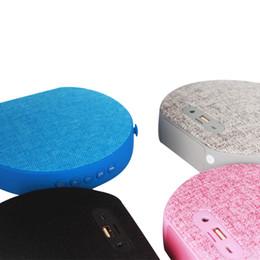 Canada Portable FM HIFI Haut-parleur Bluetooth Haut-parleur stéréo sans fil Haut-parleur Super Bass Son USB en cours de chargement Offre