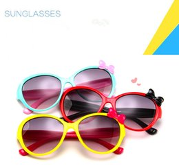 Wholesale kids glasses frames cartoons - New Kids Polarized Baby Children Accessories Sunglasses Boy Girls Cute Cool Eyewear Cartoon Summer Glasses Kids Sunblock