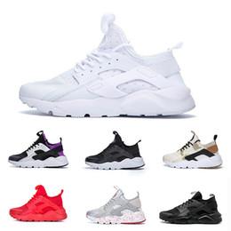 35e2e53cdc26 pink huarache sneakers Promo Codes - 2018 Air Huarache 4.0 OG Ultra Running  Shoes For Men