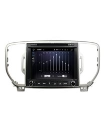 Wholesale Car Dvd For Kia Sportage - 8inch Car DVD Quad Core Android7.1 Car Radio GPS For KIA SPORTAGE 2016 Bluetooth Car Stereo Support Mirror link 16GB and WIFI GPS Navigation