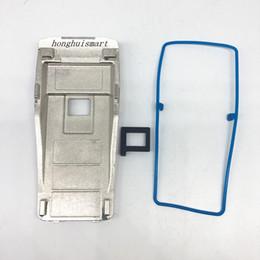 honghuisamrt arka alüminyum plaka motorola gp3188 ep450 gp3688 vb walkie talkie değiştirme için onarım cheap motorola walkie talkies nereden motorola telsiz konuşmaları tedarikçiler