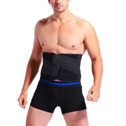 2c6fd79e49 Waist Belt for Men Abdomen Fat Burning Girdle Belly Body Sculpting Shaper  Waist Trainer Corset Cummerbund Tummy Slimming Belt discount belly shaper  belt