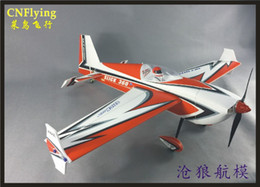"Wholesale Electric Model Airplane - SKIYWING NEW PP material PLANE -30E SLICK 360 KIT SET RC 3D plane RC MODEL HOBBY TOYS wingspan 48"" 3D airplane"