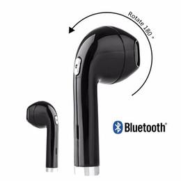 Auricular xiaomi mi online-i8 Mini BluetoothEarbuds Rotativo Deporte de carga auricular Bluetooth Auriculares estéreo inalámbrico para Iphone 9 8 x MI MIX Doogee Xiaomi