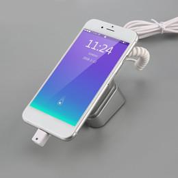 2019 handy-sicherheit steht A27 Handy Tablets Security Alarm Diebstahlsicherung für Android IOS Typ C Alarmanlage mit Ladefunktion günstig handy-sicherheit steht