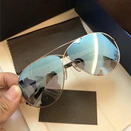 721d9fc05e1 2018 New Luxury Avitors Sunglasses Cross Beam Modern Design Sunglass  Ultralight Pilot Gradient Sun Glass UV400 Sports Eyewear With Package