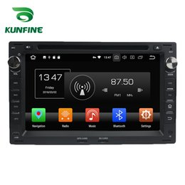 wifi hd video mp3 mp4 player Rebajas 4GB de RAM Android 8.0 Octa Core Reproductor de DVD y GPS del automóvil Estéreo para Volkswagen Passat B5 / Golf 4 / Polo / Bora / Jetta / Sharan Radio Headunit