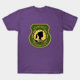 Wholesale Goddess Shirt - Pawnee Goddesses T-Shirt
