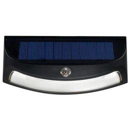 Wholesale Sensor Optical - Solar lamps 8 LED Outdoor Solar Sensor Optical control LED Light For Street Yard Path Home Garden Security wall Lamp photocell