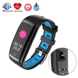 Argentina Pantalla de color Pulsera inteligente CD09 Presión arterial Monitor de frecuencia cardíaca Reloj Rastreador de fitness Smartband Pulsera Recordatorio de llamada Reloj inteligente Suministro