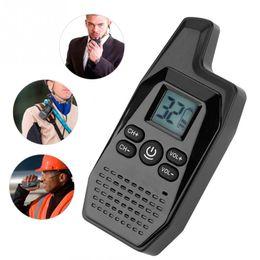 Canada Mini Portable USB Talkie-walkie Radio bidirectionnelle avec écran à LED + Alimentation USB Écouteur Écouteur supplier earpiece two way radios Offre