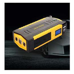Wholesale Start Phone - Multi-Function Car Jump Starter Start 12V Car Engine Emergency Battery Phone Power Bank Laptop cellphone Fast Charge