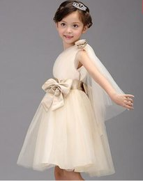 Wholesale Most Beautiful Princess Wedding Dresses - Designer Kids' Dresses,the most beautiful dream for children.Different styles for different babies.The mothers are going to fall in love