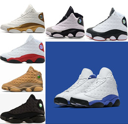 Wholesale High Altitude - With box new Retro 13 high quality Altitude Chicago Flints Men Basketball Shoes 13s DMP Grey Toe History Of Flight All Star Sneakers US 8-13