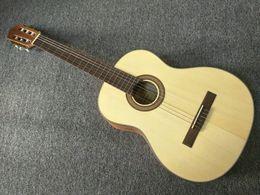 nova guitarra elétrica slash Desconto Guitar Clearance guitarra clássica de 36 polegadas raro clássico violão sólido spruce lado superior * apenas 1 *