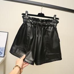taglia 40 369de 36b50 Sconto Pantaloncini In Pelle Sexy Per Le Donne | 2019 ...