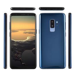 2019 загрузить goophone sim бесплатно Бесплатный DHL Goophone 9 плюс Примечание 8 отпечатков пальцев четырехъядерный 1gbram 16GBROM полный экран 6.2-дюймовый мобильный телефон Показать 4G LTE android разблокирован телефон дешево загрузить goophone sim бесплатно