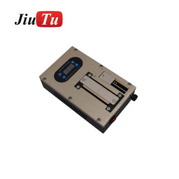 Máquina separadora lcd online-LCD Bezel Frame Separator Machine para iPhone Hot Plate Frame Separating Tools para envío gratis jiutu