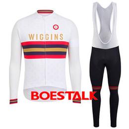 Wholesale Sky Jerseys - sky team maggins spring long sleeve custom rapha cycling jersey set long clothing freeship ropa ciclismo camisa mtb bicicleta bike spexcel