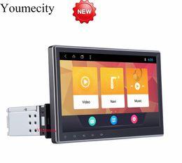 Wholesale 10 one Din Android DVD de coche Reproducción de video multimedia Tableta para PC para Nissan Radio de navegación GPS Reproductor de video estéreo