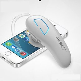 Самый дешевый! Joway H02 стерео Bluetooth 4.1 гарнитура с микрофоном для мобильного телефона HiFi в ухо беспроводные наушники HD Голос микрофон динамик от Поставщики самые дешевые мобильные телефоны bluetooth