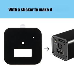 Adaptador s2 on-line-Alta Qualidade USB Adapter Carregador Mini câmera UE / US plug HD 1080p parede Camera S2 S3 Motion Detection Video Recorder Segurança DV