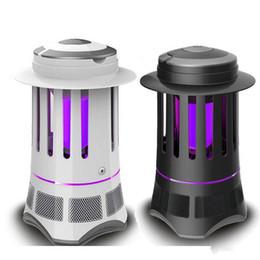 Argentina UV Electric LED Mosquito Killer Lamp Repelente de insectos Control de insectos Zapper Catcher Trap Purificador de aire Intelligent Light Flying Cotroller cheap insect killer lamps Suministro