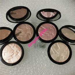 Wholesale Minerals Kit - Best Quality Brand Makeup 4 Colors Mineral Foundation Face Powder Bronzer Highlighter Contour Kit Palette Starlight