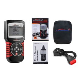 auto obd reader Promo Codes - KONNWEI KW820 OBD II Automotive Errors Code Reader Scanner diagnostic auto OBD 2 Tool Multi-languages Universal Scanner
