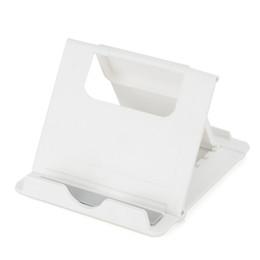 YOC Sıcak Çok Açılı Görünüm Tablet Standı Tutucu Taşınabilir ve Ayarlanabilir Tablet Cep Telefonu Standı Tutucu Beyaz cheap tablet stand adjustable nereden tablet stand ayarlanabilir tedarikçiler