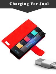 Canada EN STOCK 1200mah chargeur magnétique USB chargeur chargeur V2 COCO Pod Vape Pen Cigarettes électroniques Accessoire Pour juul piles plates Offre