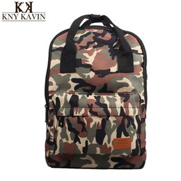 high quality stylish backpacks Australia - Wholesale- Women Backpack for School Teenagers Girls Vintage Stylish School Bag Ladies Backpack Female Camouflage Back Pack High Quality