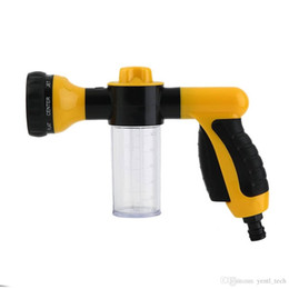 Wasserkanonen online-frei sheding yentl Portable Car Wash Schaum Wasserpistole Autowäscher Schnee Foam Cannon Duschschlauch Hochdruck Auto Auto Foam Water Sprayer